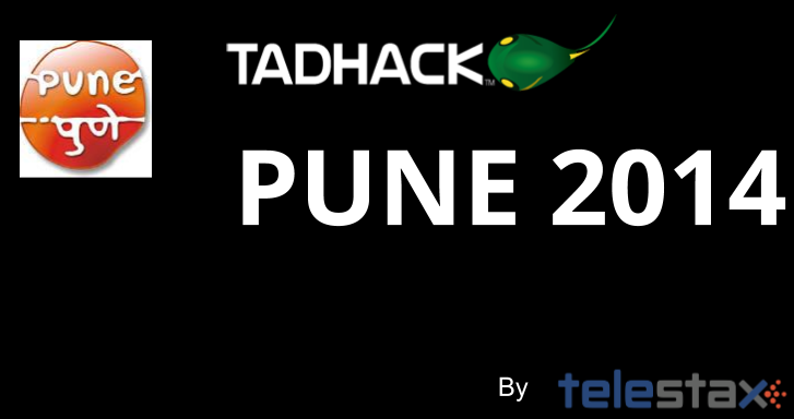 TADHack 2014 - Pune