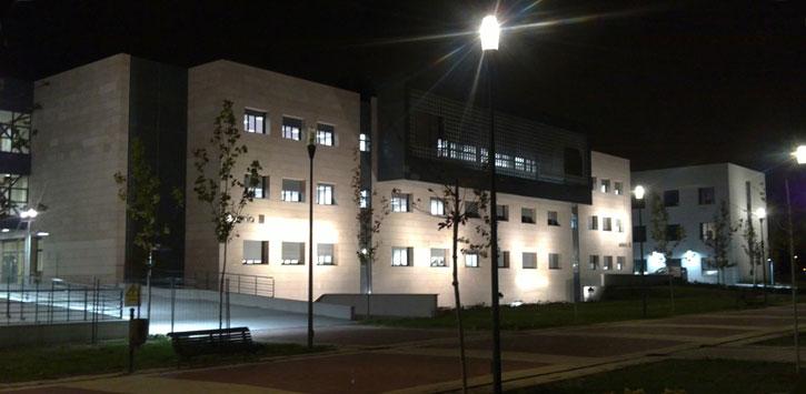 Universidad Rey Juan Carlos Teleco Building