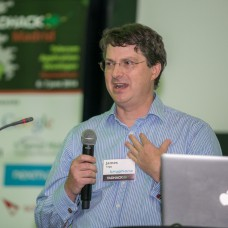 James Tagg, CTO and Founder Truphone, inspring keynote