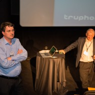 James Tagg and James Body Truphone explaining their exciting plans