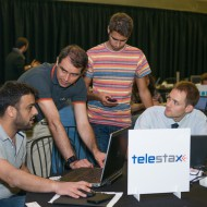 Telestax, Ubuntu and Metaswitch discussing a great hack of IMS in Minutes