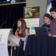Pitching Whatspeer by Luis, Maria and Alex