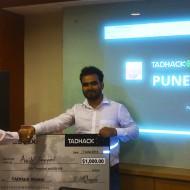 TADHack Pune 2014 winner Akib Sayyed
