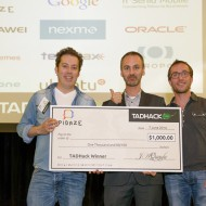 TADHack 2014 Apidaze prize winner O1Otct by Joris Swinnen