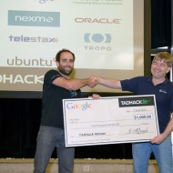 TADHack 2014 Google Prize winner IPCortex with RTCEmergency