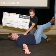 TADHack 2014 Google Prize winner IPCortex with RTCEmergency