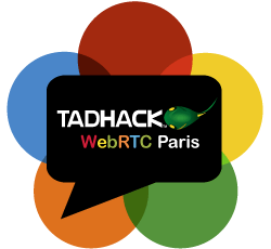 TADHack-mini 2015 WebRTC Paris