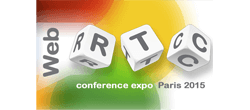 WebRTC Conference Expo Paris 2015