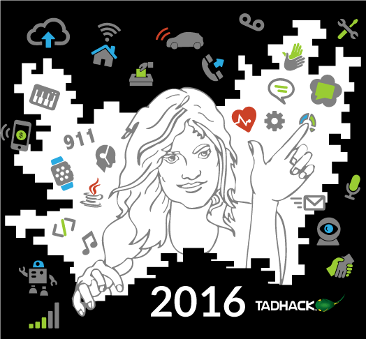 TADHack 2016 graphic