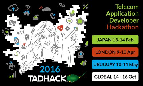 TADHack 2016 banner