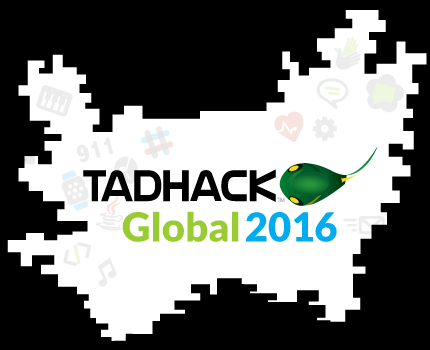TADHack 2016 Global graphic