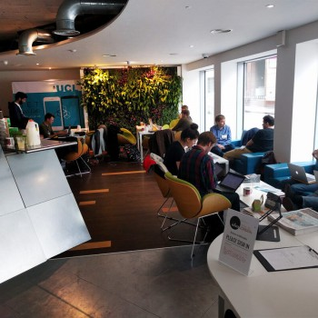 IdeaLondon provides an excellent hacking environment