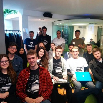Founders and COders, ready to pitch with Rob Pickering, ipcortex, and Dan from F&C