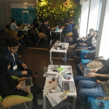 Lots of places to hack at IdeaLondon