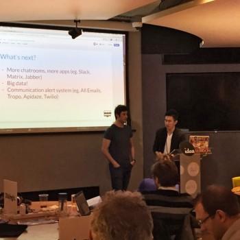 Sacha Nacar and Brant Wang share their vision of BigBro