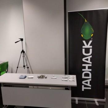 Setting up TADHack Uruguay