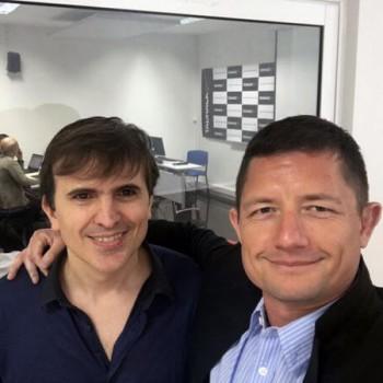 Fernando and Ivelin, Telestax