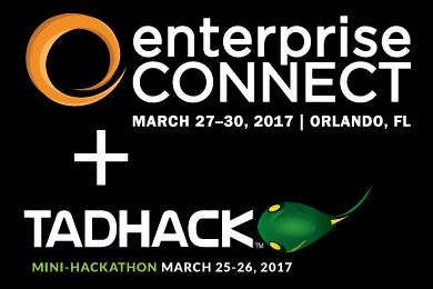 TADHack 2017 mini Orlando with Enterprise Connect