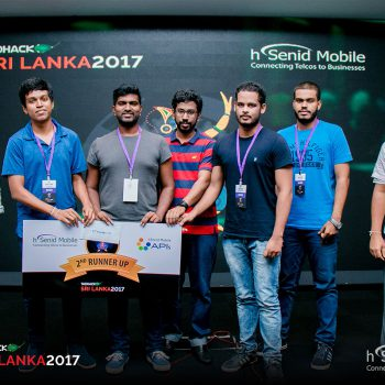 tadhack-2017-srilanka-2ND-Runners-up